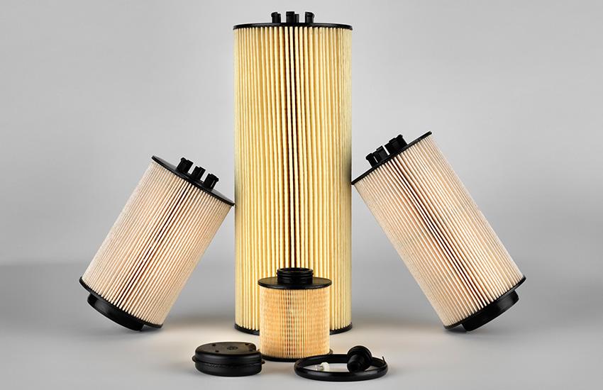 filtri za gorivo so različnih velikosti